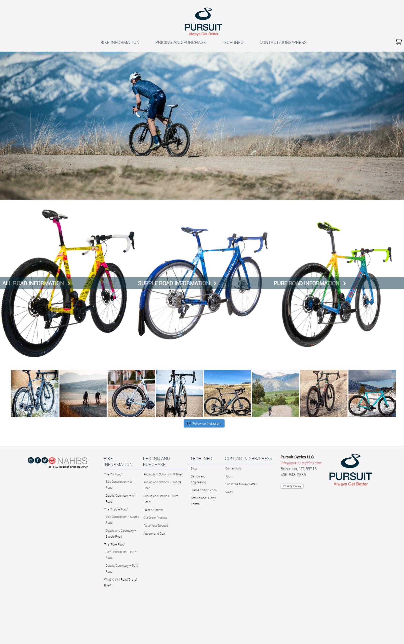 Pursuit Cycles V3